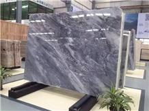 Carrara Grey Slab Tile Indoor Covering Decoration