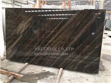 New Elegant Brown Granite High-End Quality Slab
