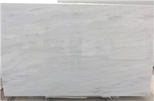 Kavala Semi White Marble Slabs & Tiles