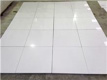 Thassos Pure White Marble Tiles