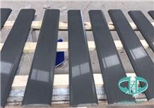 Black Artificial Quartz Lines