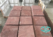 Red Sandstone for Outdoor Decoration