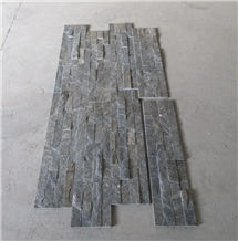 Fish Grey Quartzite Split Cultured Stone Veneer