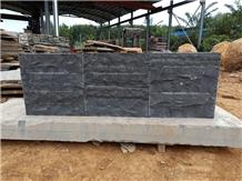 Hainan Black Basalt Wall Application Covering Tile