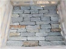 Natural Pink Quartzite Loose Walling Stone Corner