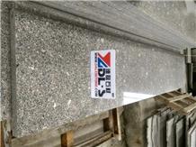 Polished G375 Grey Granite Stair Stone Steps Riser