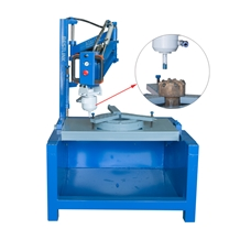 Pnematic Button Bit Grinder Repairing Machine