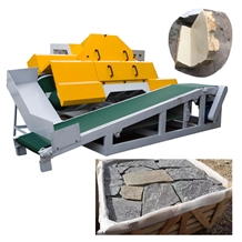 Thin Stone Veneer Saw for Making Corner