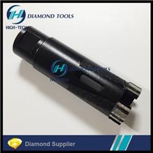 Diamond Dry Drilling Core Drill Bits for Stone