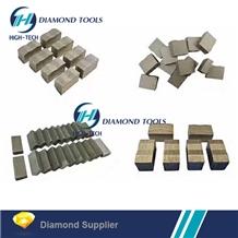 Diamond Segment for Granite Saw Blade