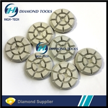 Dry Diamond Floor Polishing Pads