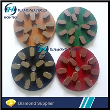 Resin Bond Diamond Segment Grinding Disc