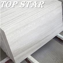 White Serpeggiante Marble Tiles,Wooden Vein Marble