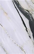 Bamboo White Jade Marble Slabs,Tiles