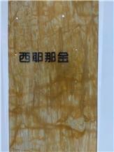 Siena Gold, Yellow Siena Marble Slabs,Tiles