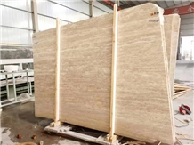 Denizli Beige Classic Travertine Slabs &Tiles