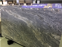 Italy Venice Brown Marble Slabs for Wall Cladding