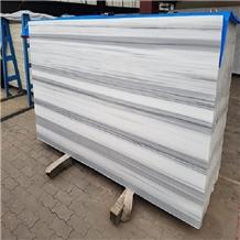 Equator White Marble Slabs