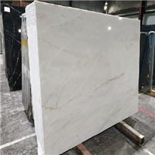 Michelangelo White Marble Slabs