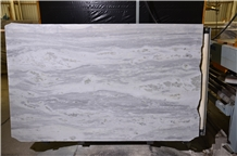 Shadow Storm Marble Slabs, Brazil Silver Marble