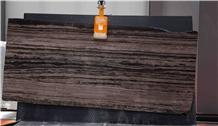 Zebra Brown Marble Slabs