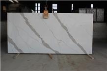 Calcutta White Quartz Series