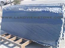 Azul Macaubas Slab, Fancy Blue Quartzite Slab Tile