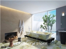 Dreaming Green Bathtubs Marble