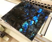 Lemurian Blue Tiles, Labradorite Blue Slabs