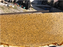 New Crystal Yellow Granite