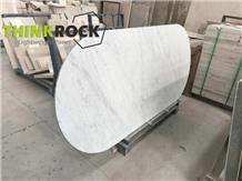 Lightweight Carrara White Honeycomb Tabletop