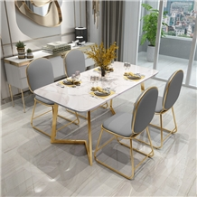 White Marble Dining Table Marble Tops 4 Seaters
