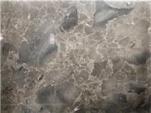 Ibra Gray Dark Marble Slabs