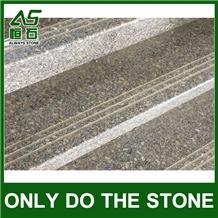 Giallo Roma Granite Stair,Step & Riser Factory