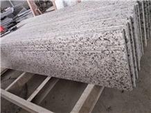 Light Grey Granite Stairs