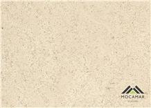 Moca Medium Grain Cross-Cut Limestone Tiles, Slabs