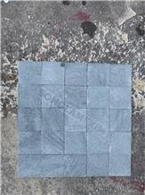 Dark Color Grey Marble Pool Tile 10x10