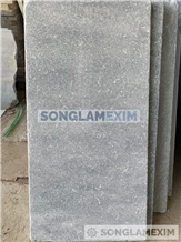 Silver Sky Marble Sanded - Antiqued Tumbled