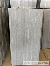 Straight Stripe Grey Pavers