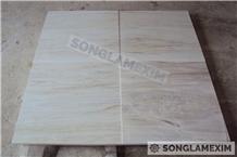 Wooden Vein Marble Tile Polished