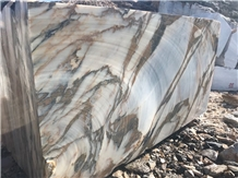 Bianca Foresta Marble Blocks