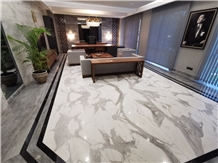 Calacatta Oro Marble Tiles, Slabs
