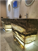 Green Oasis Marble Tiles & Slabs