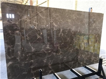 Brown Cappuccino Marble Cut-To-Size Tiles& Slabs