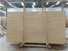 Beige Travertine for Wall and Floor Covering