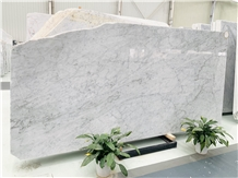 Bianco Carrara Marble for Wall Cladding