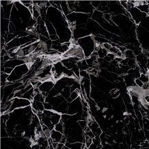 Century Black Ice Marble,China Black Ice Marble