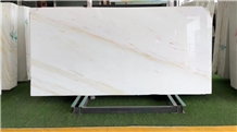 Golden Jazz White Marble for Walling Tile