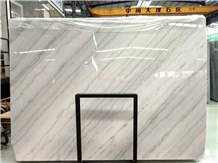 Guangxi White Marble for Floor Covering