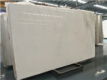 Han White Marble for Wall Cladding